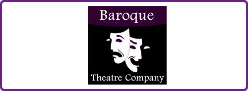 Baroque Theatre Company logo