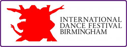 International Dance Festival Birmingham logo