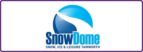 SnowDome Tamworth logo