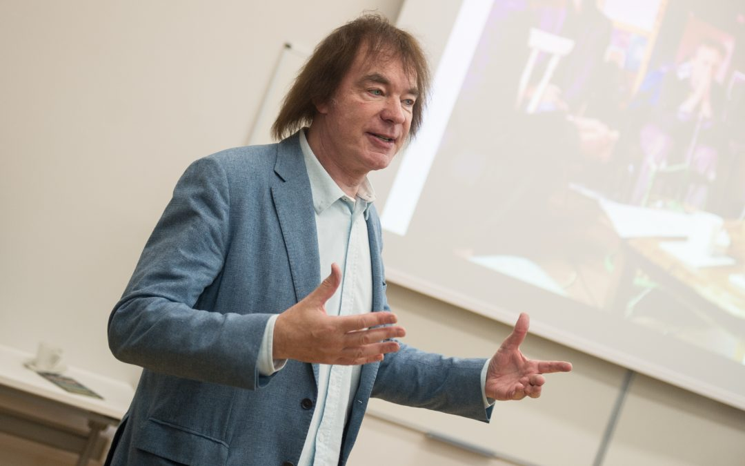 Professor Julian Lloyd Webber helps launch major city-wide music project