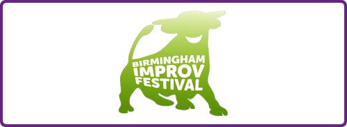 Birmingham Improv Festival logo