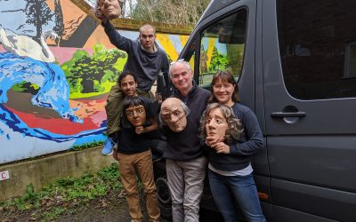 Vamos Theatre offsets Carbon Emissions from UK premiere tour