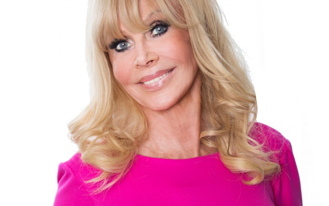 Movie star Britt Ekland features in a star-studded season of world class drama at Lichfield Garrick