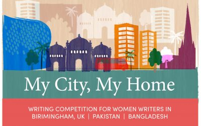 International writing competition for women and girls from diverse communities launched today