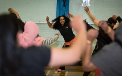 Award-winning Sonia Sabri Company announce new dance partnership to improve women's health and wellbeing